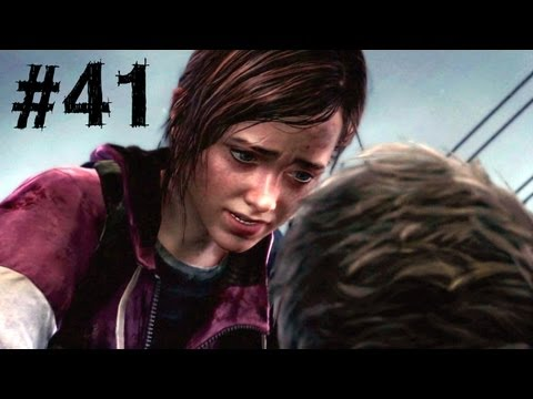 The Last Of Us Gameplay Walkthrough Part 41 - Barely Breathing