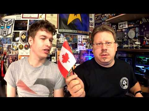 Canada Day Podcast LIVE chat