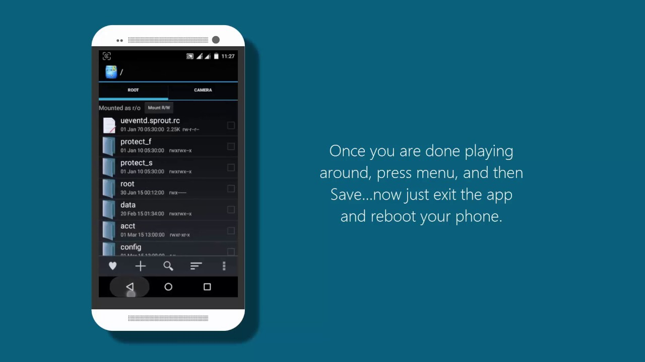 How to change Android Version in Any Phone [build prop tweak]