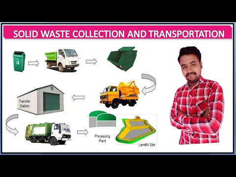 Solid Waste Collection And Transport In Civil