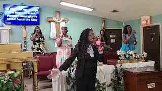 Christ the Life | Greater Palm Bay COG | Sunday Service| Bishop J.R. Lewinson| 4.19.20