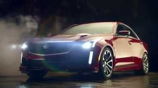 The All New 2016 CTS V-Series