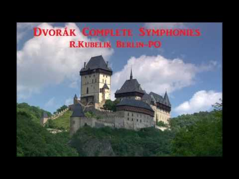 A.Dvořák Complete Symphonies [ R.Kubelik Berlin-PO ]