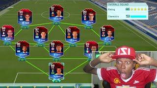 THE IMPOSSIBLE FULL IMOTM FUT DRAFT !!!! FIFA 16 FUT DRAFT CHALLENGE