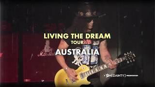 Baixar Slash Ft Myles Kennedy & The Conspirators w/ Devilskin: Living The Dream Tour Australia