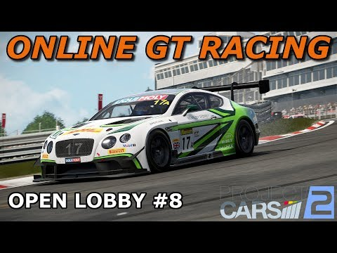 Project Cars 2 | ONLINE GT RACING | OPEN LOBBY | Xbox One