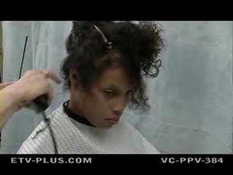 Barbershop head from alisha while babydaddy got his hair cut these hoes aint shit - 3 3