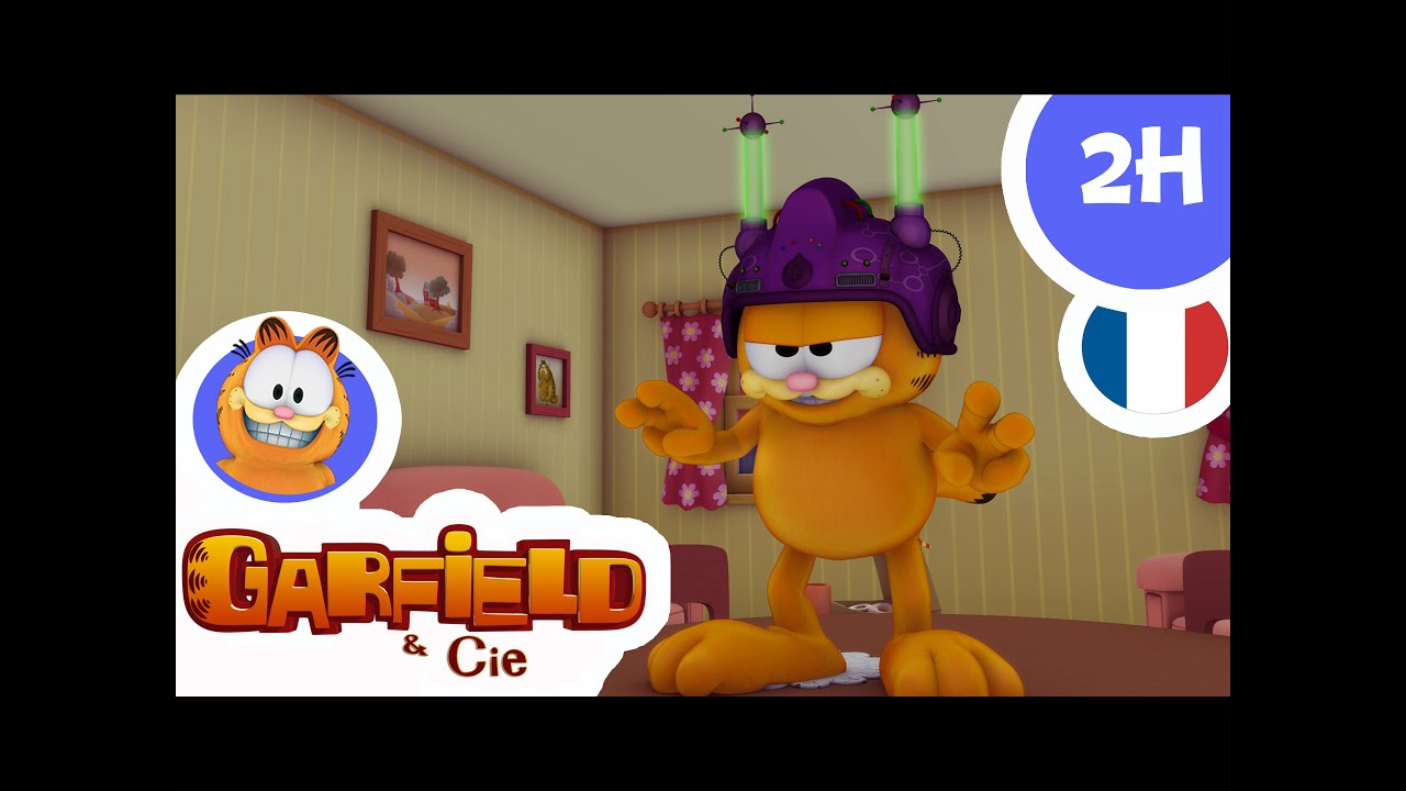 Garfield cie special 2h compilation 01 youtube - Garfield et cie youtube ...