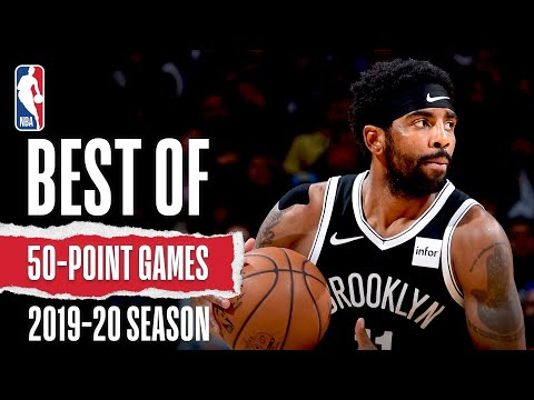 Best Of 50-PT Games | 2019-20 NBA Season