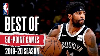 Best Of 50-PT Games | 2019-20 NBA Season
