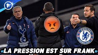 Le coup de pression de José Mourinho à Frank Lampard | Revue de presse