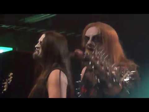 Satanic Warmaster Live @ Steelfest 2018 The Vampiric Tyrant