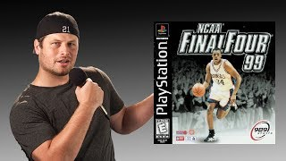 NCAA Final Four 99 - Playstation (PS1)