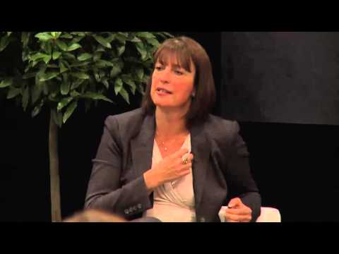 WTM 2012   Talk Business with Caroline McCall OBE