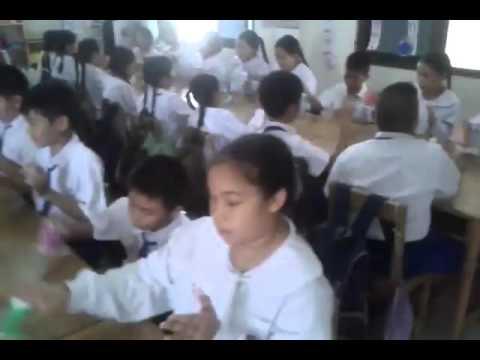 อนุบาลภวิกา เบลนยิมคำคล้องจองภาษาอังกฤษ นร.ป.4 (ห้องเรียนครูก้าว)