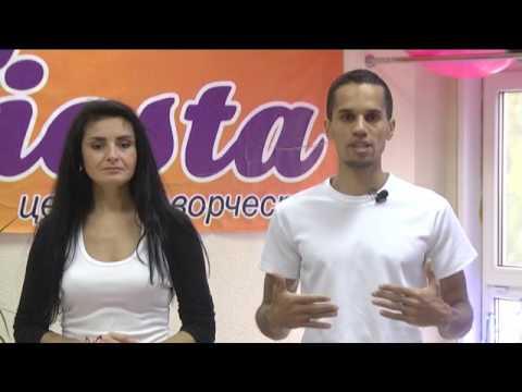 Утро Live. Сальса от Андреса и Екатерины Родригес