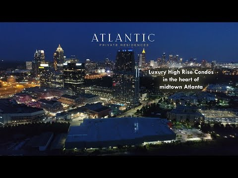 The Atlantic - Luxury Atlanta Condos in Atlantic Station