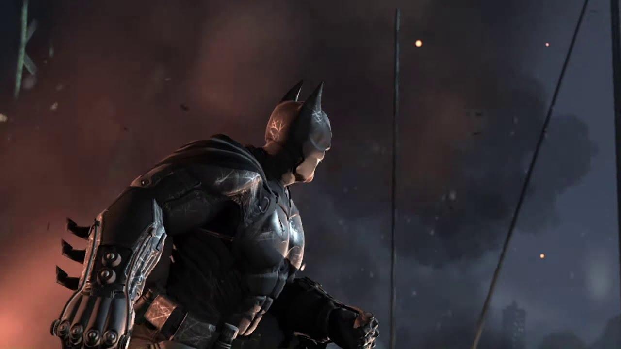 BATMAN ARKHAM ORIGINS Walkthrough Gameplay Part - 14 2k ...