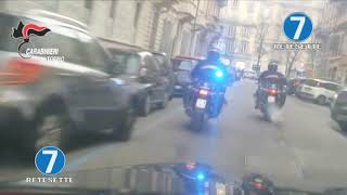 Rapinava Armato Di Pistola E Fuggiva In Scooter. Arrestato Dai Carabinieri