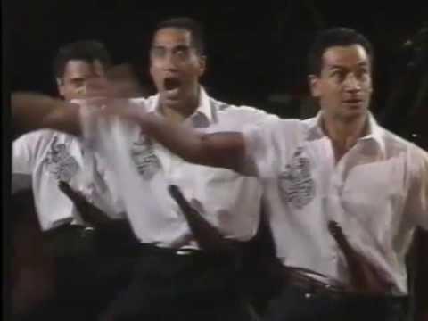 24 Howard Morrison Concert 1992 -  Haka