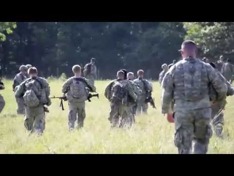 1-502nd Infantry Platoon Live Fire