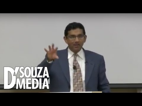 Amherst Full Event: D'Souza On A World Without America