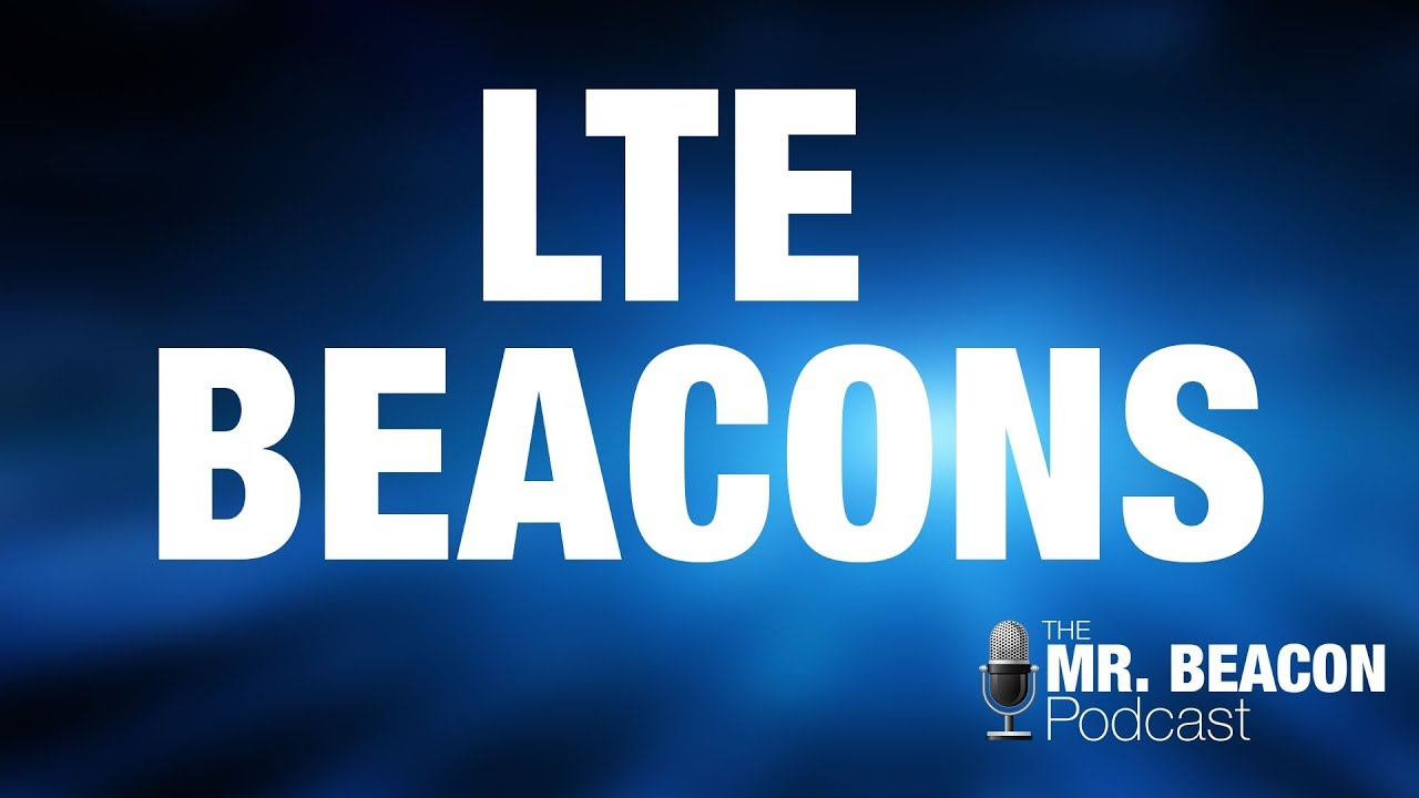 LTE Beacons Trailer