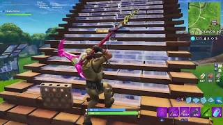 """SOLITARY VICTORY"" WITH THE SKIN OF **ALMA'DENA** IN FORTNITE-BATTLE ROYALE!!! - PALADA NATION"