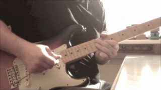 David Gilmour - Guitar tutorial, Dark Side of the Moon 1972-73