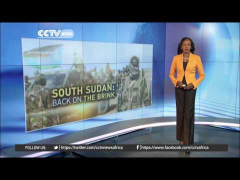TALK AFRICA: SOUTH SUDAN: BACK ON THE BRINK