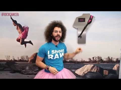 The Tutu Project and a special PINK BlackRapid Strap