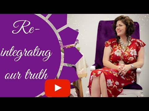 Honoring our hearts: Healing & Integrating with our truth