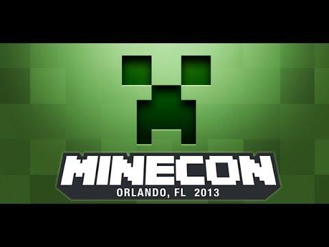 Minecon Orlando Florida 2013 - The Complete Experience!