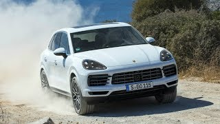 2018 Porsche Cayenne - Exhaust Sound, 340 hp, 450 Nm