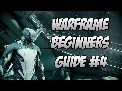 Warframe : Beginners Guide Episode 4 How To get Streamline and Serration REALLY EARLY