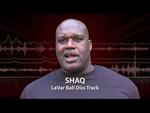 Shaq rips LaVar Ball in new diss track