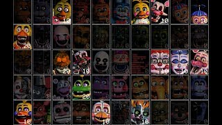Superando la noche de damas 3 | Ultimate Custom Night