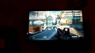 Call of duty ghosts online gun game gameplay