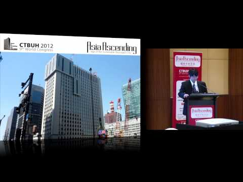 "CTBUH 2012 Shanghai Congress - Kayashima, ""A New Demolition System for High-Rise Buildings"""