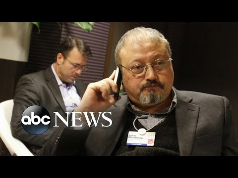 Trump calls for 'severe punishment' if Jamal Khashoggi was killed