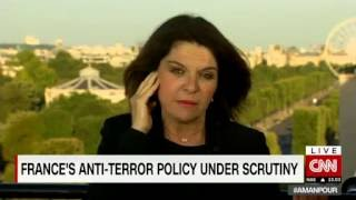 French Senator Terrorists running faster than lawmakers