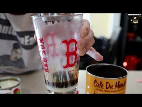 Simple Vietnamese Ice Coffee - 2 Ingredients - No Need To Buy From Restaurants, Anymore