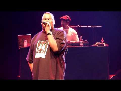 Biz Markie - Make The Music With Your Mouth Biz - LIVE @ Kentish Town Forum - 22/6/2012