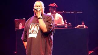 Biz Markie - Make The Music With Your Mouth Biz - LIVE @ Kentish Town Forum - 22/6/2012