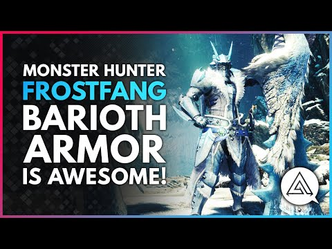 Monster Hunter World Iceborne Alatreon Armor Set Armor Skills