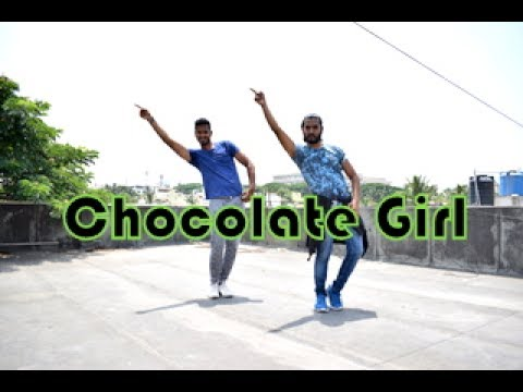 CHOCOLATE GIRL / Kannada Rapper Chandan Shetty Ft. Neha Shetty / Dance workout