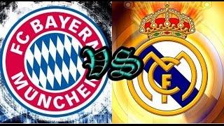 Pro Evolution Soccer 2017- Бавария vs Реал Мадрид (русский комментатор бета версия 0.1)