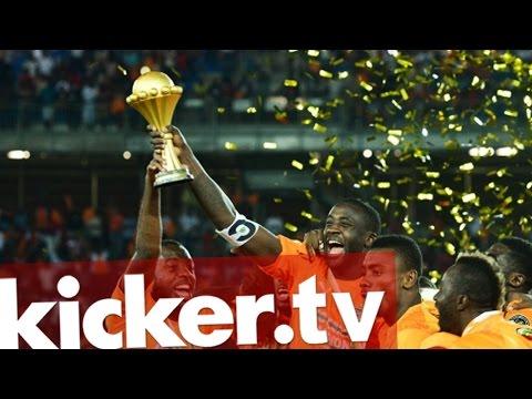 Ivorer feiern Titelgewinn - Trauer in Ghana - kicker.tv