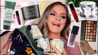 FALL ESSENTIALS YOU NEED! BEAUTY & LIFESTYLE | Casey Holmes