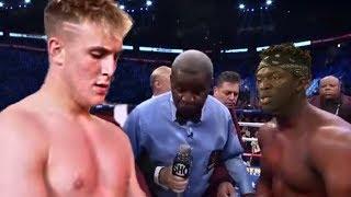 Logan Paul vs KSI | Boxing match, August 25 | United Kingdom | WhatItDo